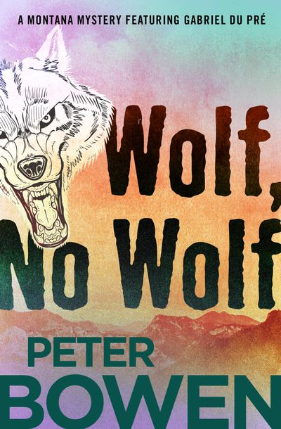 Buy Wolf, No Wolf at Amazon