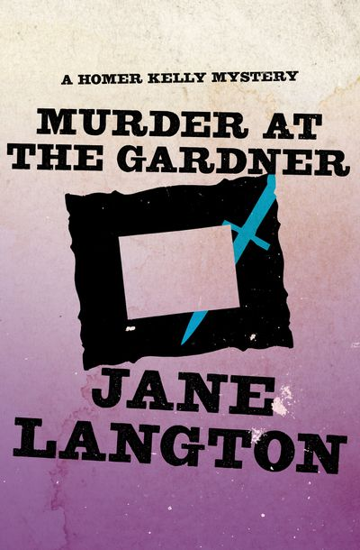 Buy Murder at the Gardner at Amazon