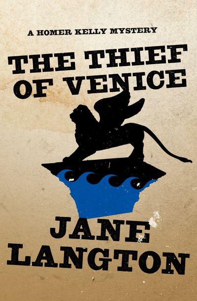 Buy The Thief of Venice at Amazon