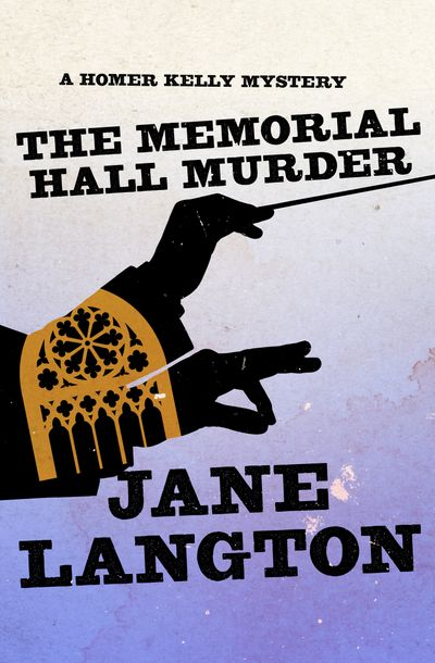 Buy The Memorial Hall Murder at Amazon