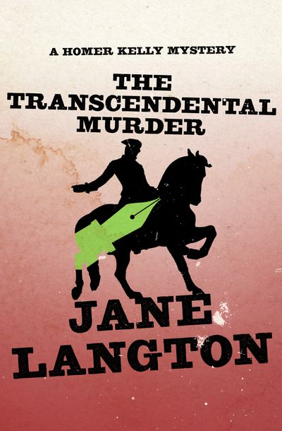 Buy The Transcendental Murder at Amazon