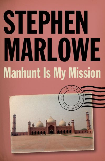 Buy Manhunt Is My Mission at Amazon
