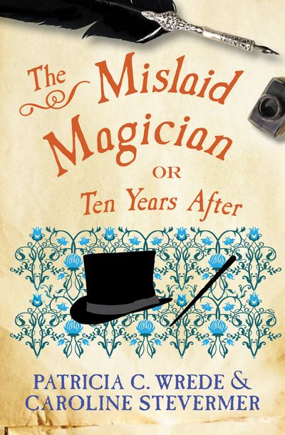 Buy The Mislaid Magician at Amazon