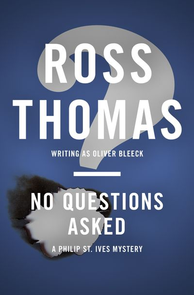 Buy No Questions Asked at Amazon