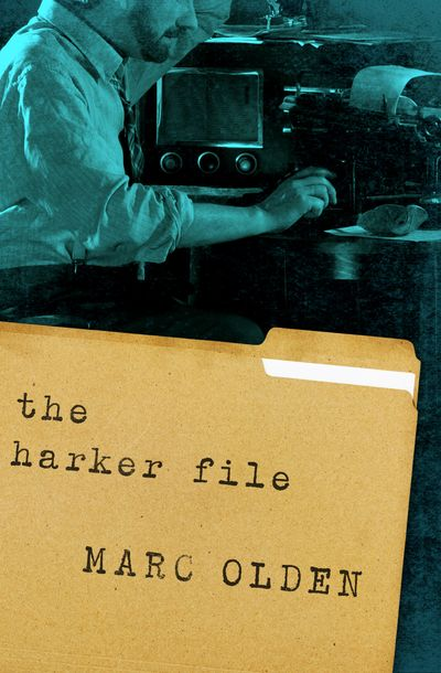 Buy The Harker File at Amazon