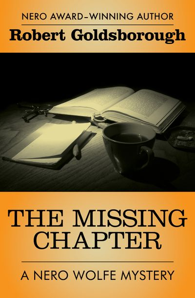 Buy The Missing Chapter at Amazon