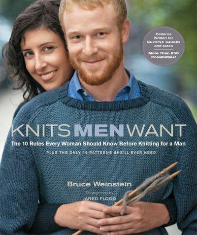 Buy Knits Men Want at Amazon