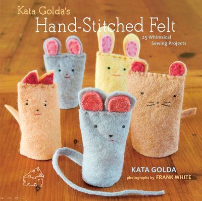 Buy Kata Golda's Hand-Stitched Felt at Amazon