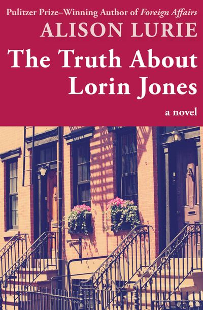 Buy The Truth About Lorin Jones at Amazon