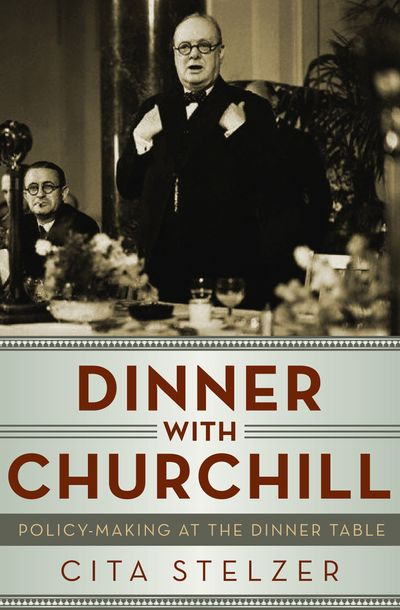 Buy Dinner with Churchill at Amazon