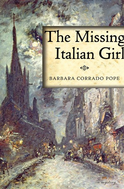 Buy The Missing Italian Girl at Amazon