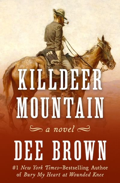 Buy Killdeer Mountain at Amazon