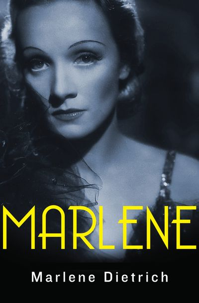 Buy Marlene at Amazon