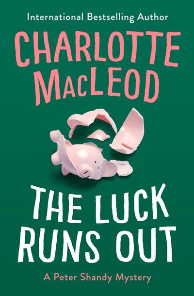 Buy The Luck Runs Out at Amazon