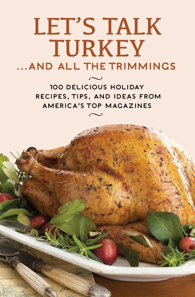 Buy Let's Talk Turkey . . . And All the Trimmings at Amazon