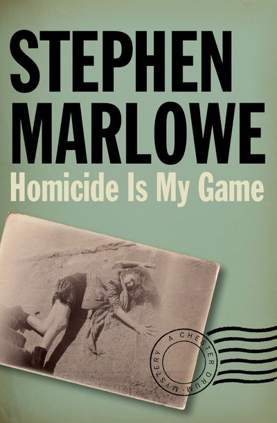 Buy Homicide Is My Game at Amazon