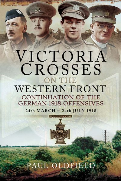 Buy Victoria Crosses on the Western Front at Amazon