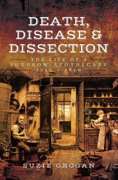 Buy Death, Disease & Dissection at Amazon