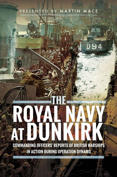 Buy The Royal Navy at Dunkirk at Amazon