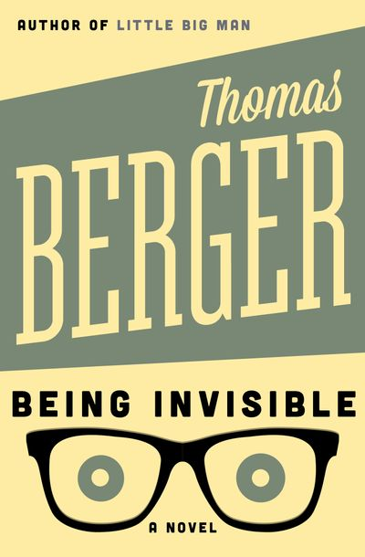Buy Being Invisible at Amazon