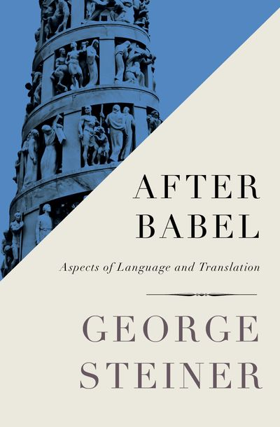 Buy After Babel at Amazon