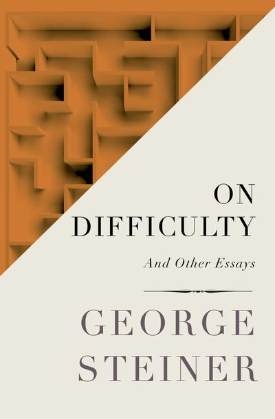 On Difficulty