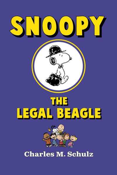 Snoopy the Legal Beagle