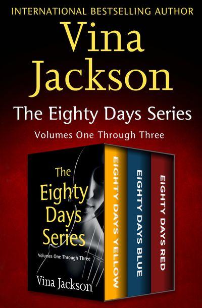 Buy The Eighty Days Series Volumes One Through Three at Amazon