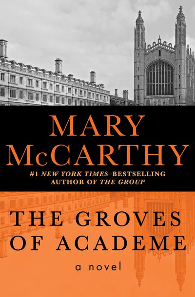 Buy The Groves of Academe at Amazon