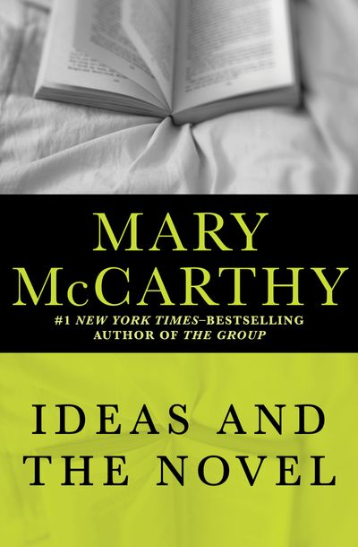 Buy Ideas and the Novel at Amazon