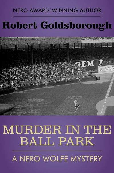 Buy Murder in the Ball Park at Amazon