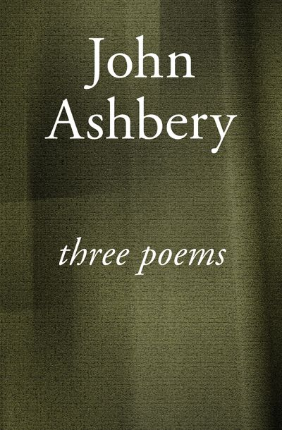 Buy Three Poems at Amazon