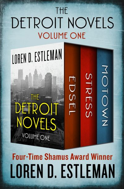Buy The Detroit Novels Volume One at Amazon