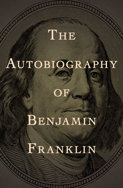 Buy The Autobiography of Benjamin Franklin at Amazon