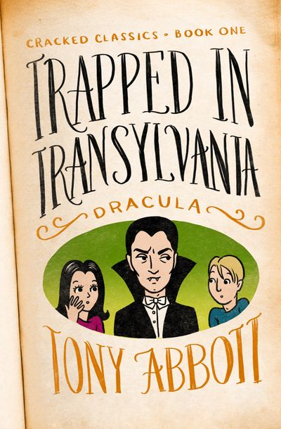 Buy Trapped in Transylvania at Amazon