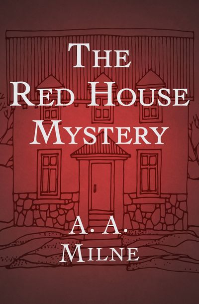 Buy The Red House Mystery at Amazon