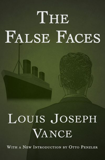 Buy The False Faces at Amazon
