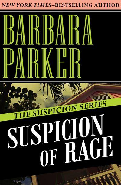 Buy Suspicion of Rage at Amazon