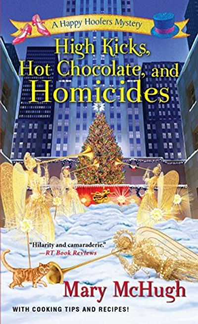 Buy High Kicks, Hot Chocolate, and Homicides at Amazon