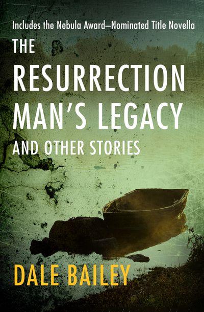 Buy The Resurrection Man's Legacy at Amazon