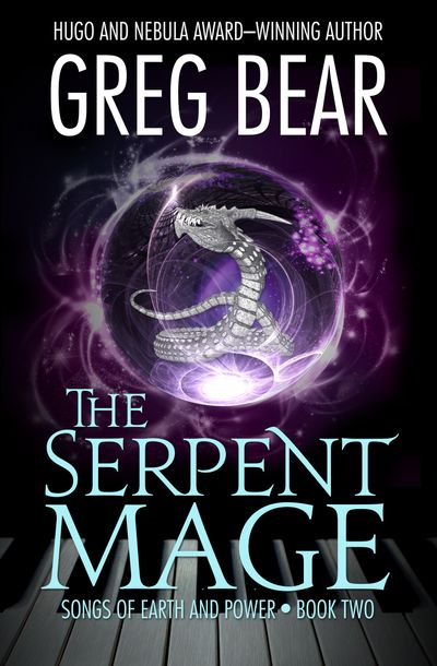 Buy The Serpent Mage at Amazon