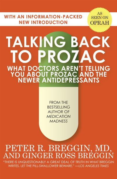Talking Back to Prozac