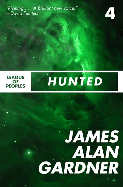 Buy Hunted at Amazon