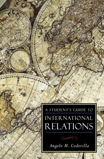 Buy A Student's Guide to International Relations at Amazon