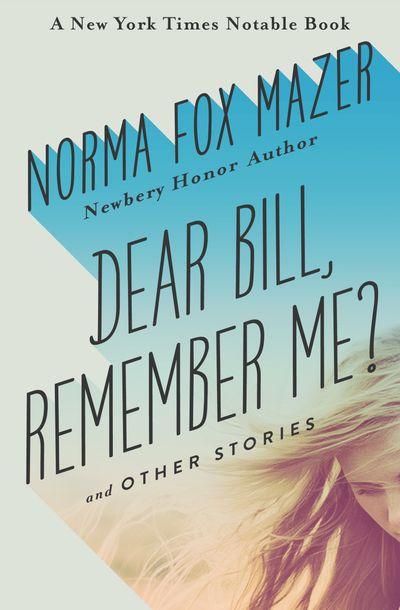 Buy Dear Bill, Remember Me? at Amazon