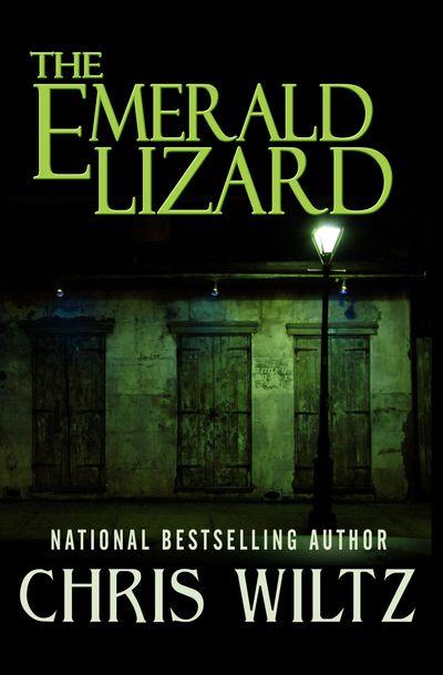 Buy The Emerald Lizard at Amazon