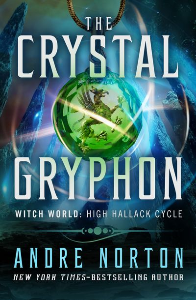 Buy The Crystal Gryphon at Amazon