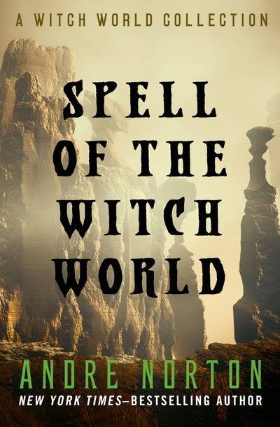 Buy Spell of the Witch World at Amazon