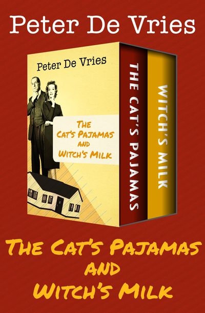 Buy The Cat's Pajamas and Witch's Milk at Amazon