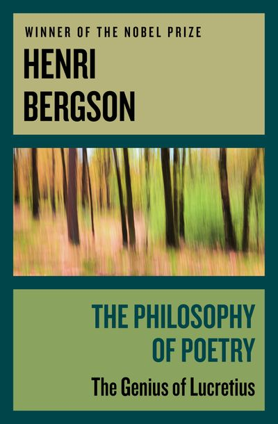Buy The Philosophy of Poetry at Amazon